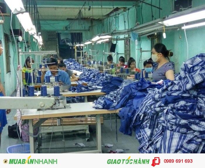Phân Xưởng may gia công Trang Trần - chuyền may công đoạn | Sản phẩm luôn đạt chất lượng tốt, chúng tôi đã từng nhận các đơn hàng may gia công lớn nhỏ trong cả nước, bảo đảm chất lượng uy tín hàng đầu.
