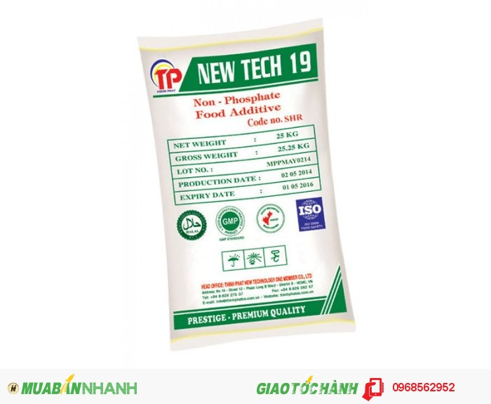 NEW TECH 19 - NONPHOSPHATE0