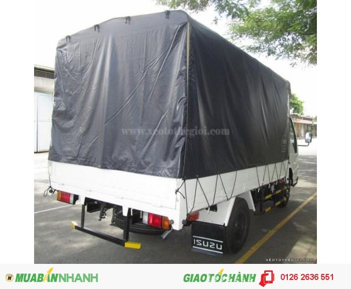 Đại lý bán xe Isuzu QKR55F giá rẻ nhất Sài Gòn