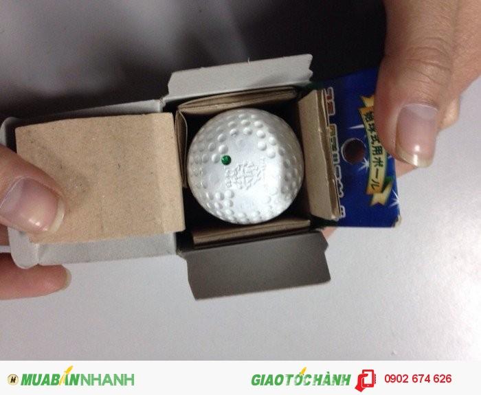 Bóng golf nổ dùng cho khai trương0