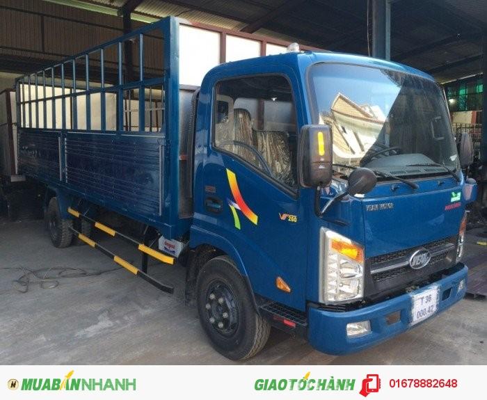 Xe tải Veam vt260 1.9 tấn giá cực kỳ hấp dẫn
