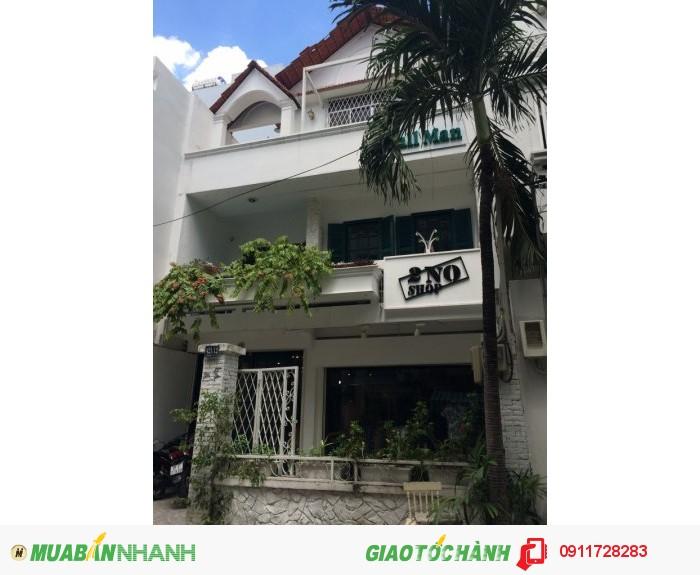 Bán nhà tuyệt đẹp đường Phan Kế Bính , phường Đakao, Quận 1