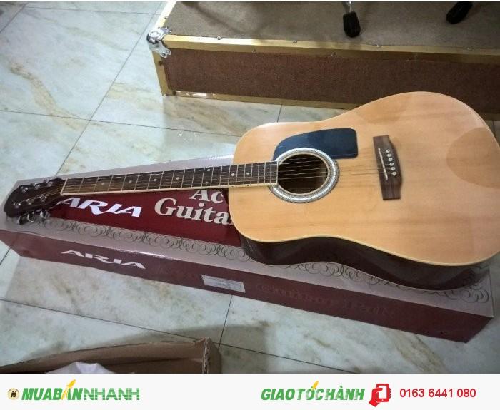 Acoustic Guitar Aria Nhật Bản AGPN-003