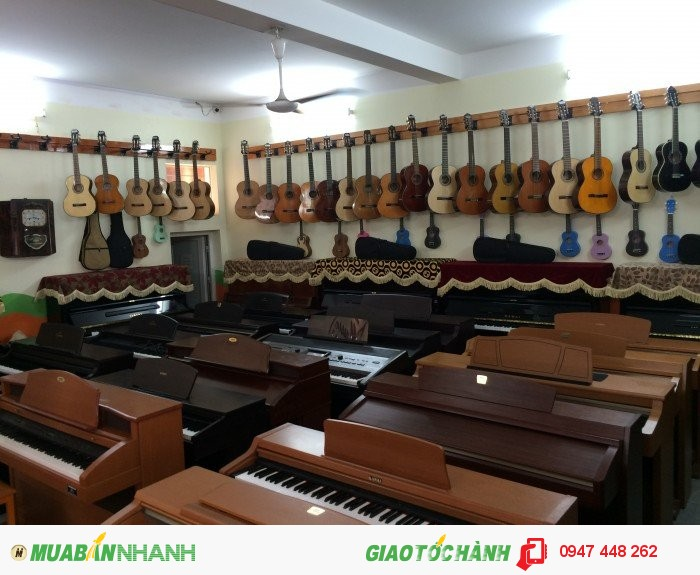 Của hàng bán đàn Piano điện ở Hà Nội - Ảnh: Nhạc cụ Music Talent NHẠC CỤ MUSIC TALENT