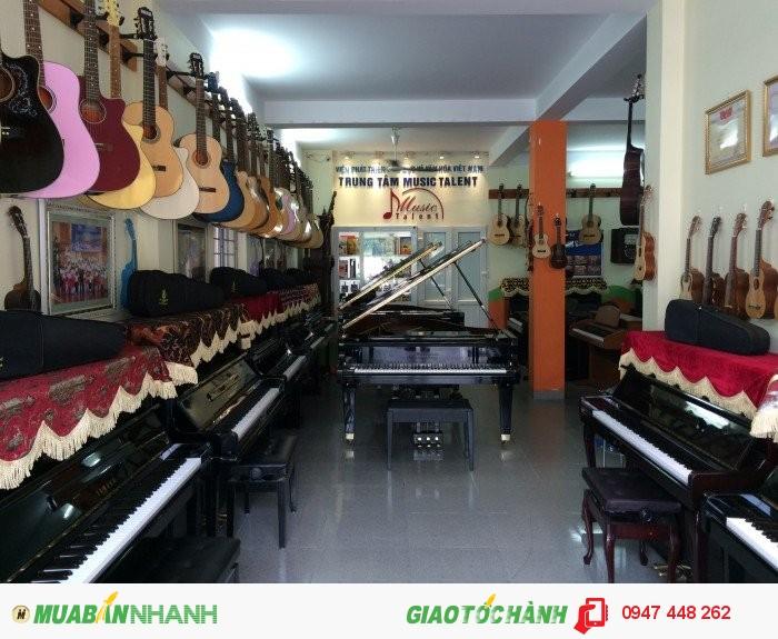 Cửa hàng bán đàn Piano ở Hà Nội - Ảnh: Nhạc cụ Music Talent NHẠC CỤ MUSIC TALENT