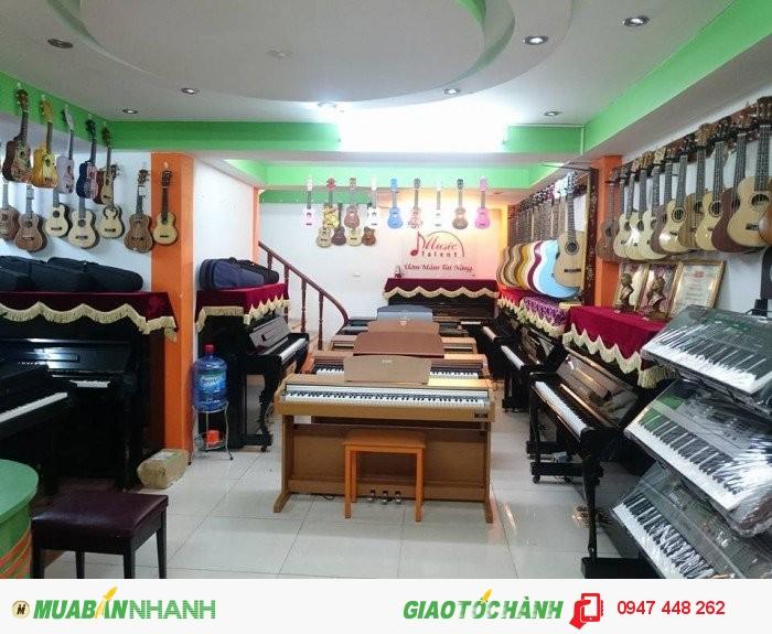 showroom bán đàn piano ở hà nội
