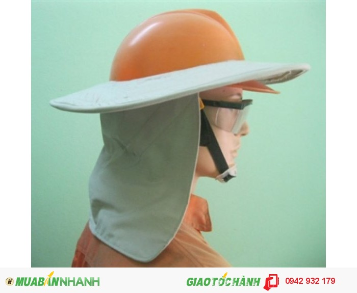 Vành mũ bảo hộ chống nắng Nhật Quang PKM-VN-06