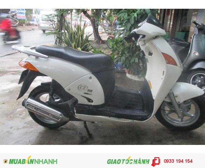 Honda @ màu trắng, bstp hình thật 100% 1