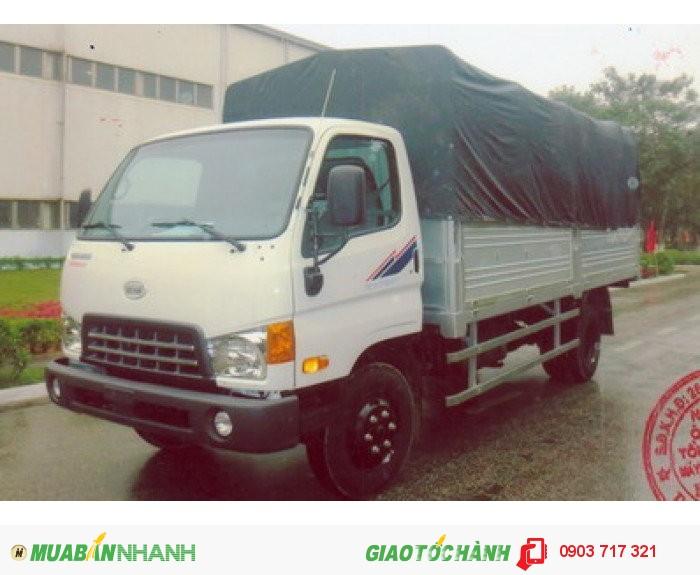 Xe tải Hyundai HD800 - Bán xe tải Veam HD800 tải trọng 8 Tấn