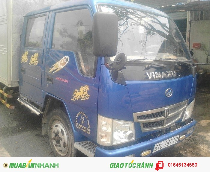 Cần bán chiếc xe tải vinaxuki đời cuối năm 2008