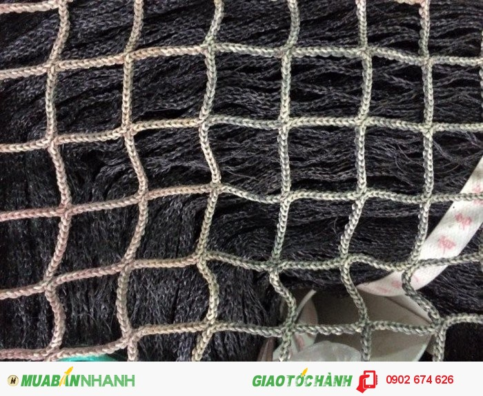 Lưới dù mắt cáo chống vật rơi