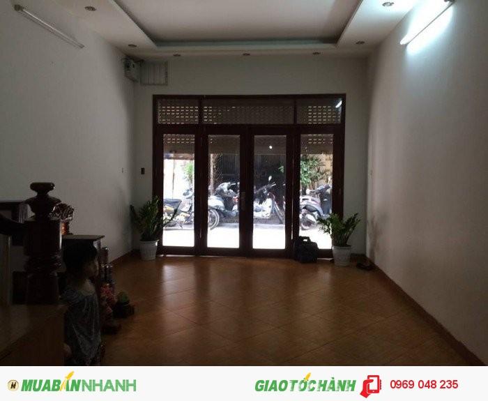 Bán nhà MP Trần Hưng Đạo Hoàn kiếm 52m2, 5 tầng giá 12.5 tỷ