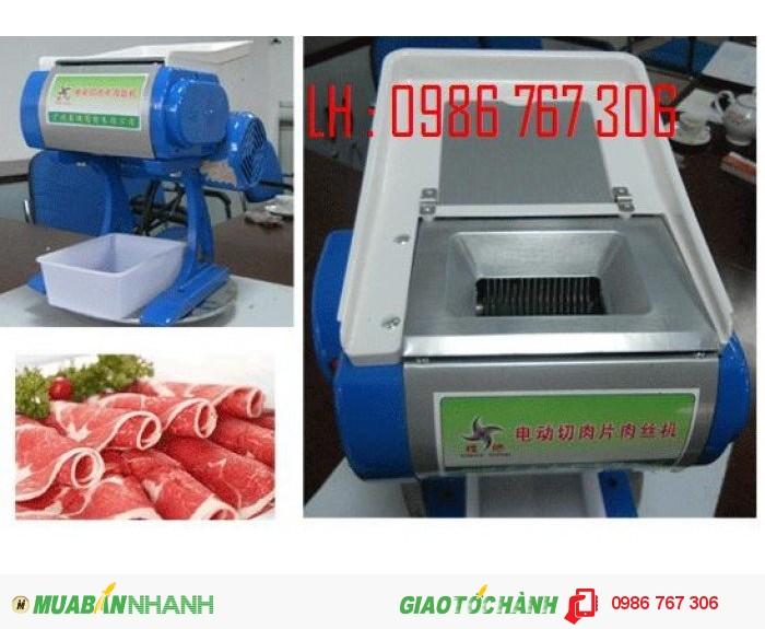 Máy xay thịt,máy thái thịt tươi sống giá rẻ tại hà nội.