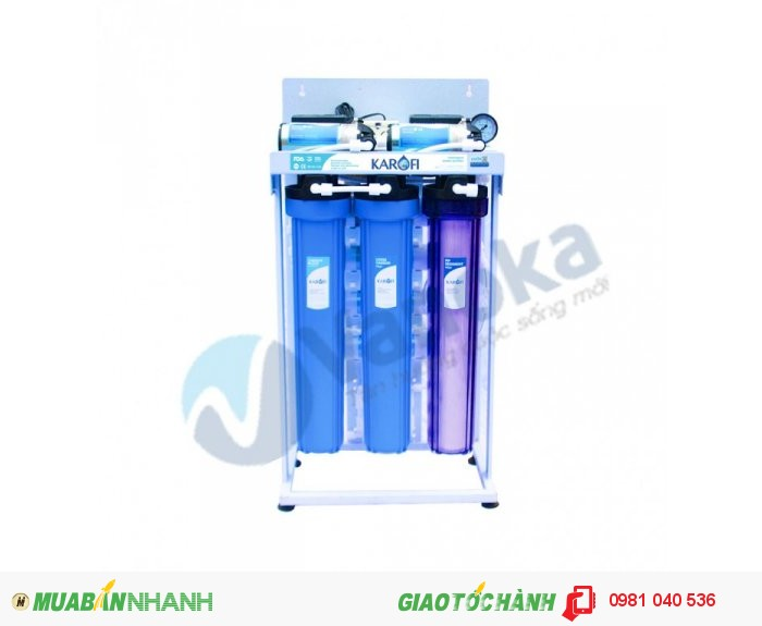 Máy lọc nước Karofi bán công nghiệp KB50 giá chính hãng