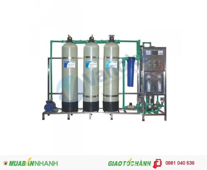 Hệ thống lọc nước tinh khiết công nghiệp Karofi 350l/h giá chính hãng