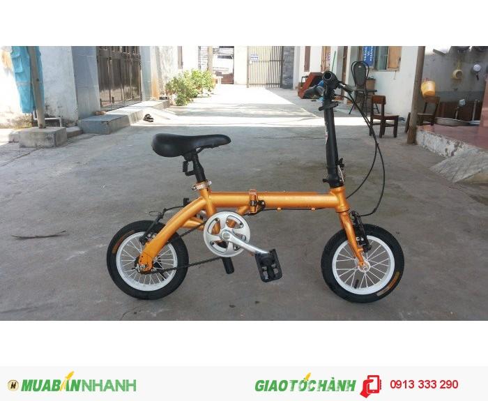 Xe đạp gấp hàng bãi 2
