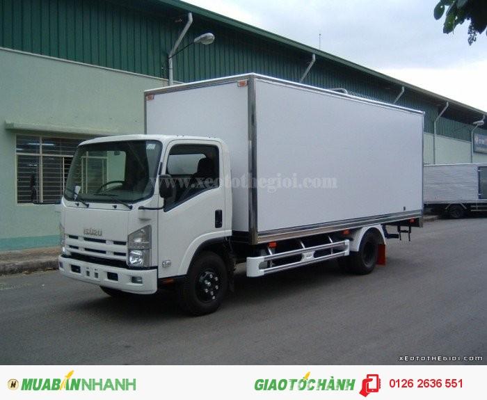 Sở hữu xe Isuzu NLR55E 1.4 tấn chỉ với 20% giá trị xe, Lãi suất vay thấp