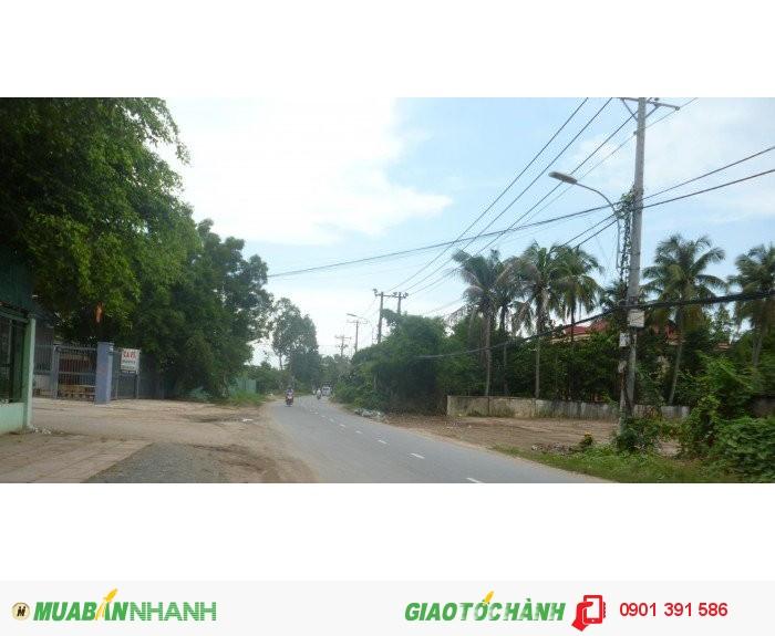Bán đất lớn mặt tiền Lã Xuân Oai, phường Long Trường, Q.9