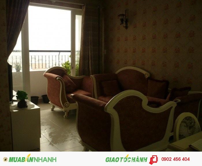 Cần bán căn hộ Quang Thái, 63m2, 2PN, view Đầm Sen, giá 1.05 tỷ.