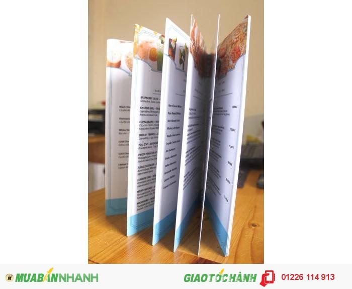 In menu nhựa tại phan thiết