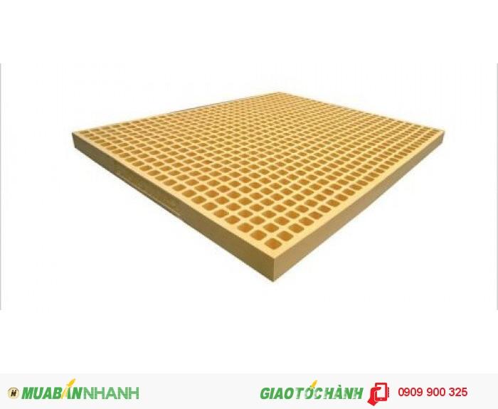 Chất lượng sản phẩm được kiểm soát bởi hệ thống quản lý chất lượng đạt tiêu chuẩn ISO 9001:2008. Nệm cao su Kim Cương Happy Gold mùi thơm tự nhiên, không gây khó chịu cho người sử dụng. Tuổi thọ của sản phẩm có thể đạt trên 25 năm. Bảo hành: 12 NĂM Xuất xứ: Nệm Kim Cương