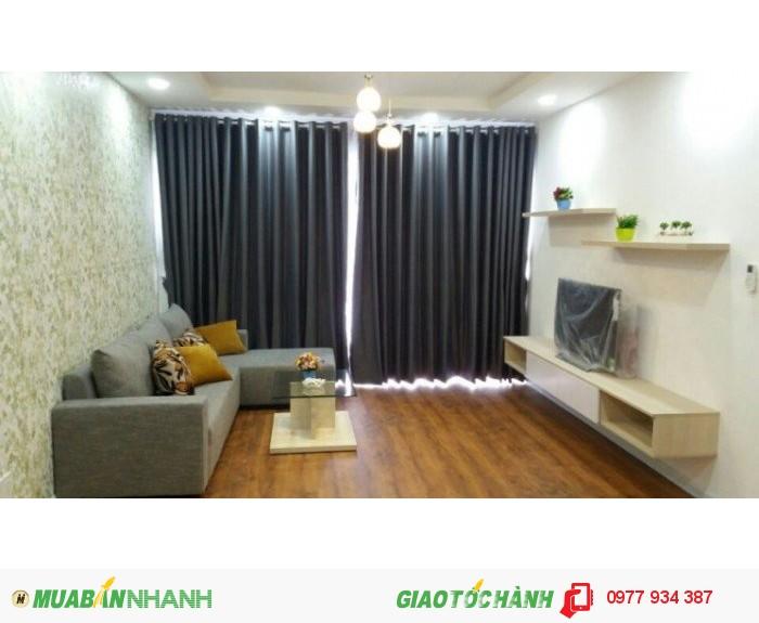Cho thuê căn hộ Sunrise City 2 phòng ngủ, full nội thất, giá 18.95 triệu/tháng.