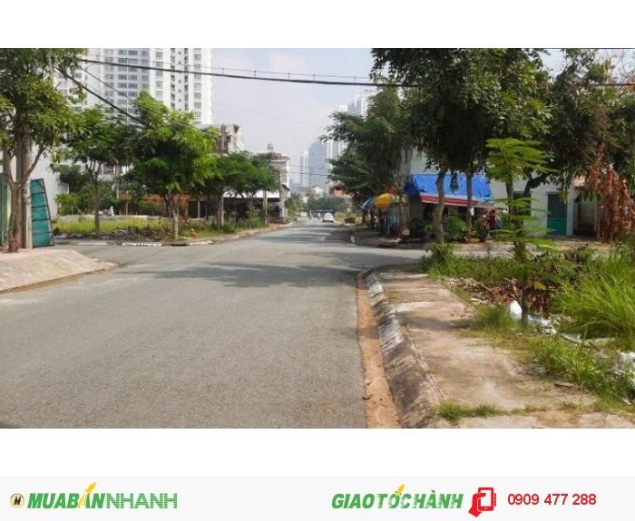 Bán đất khu An Phú Hưng, DT 7x20m, hướng ĐN, giá 54tr/m2.