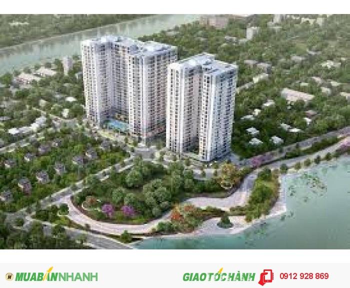 Cần bán gấp căn M-One 2PN giá 1,28 tỷ, chiết khấu 5%, view sông cực đẹp, DT: 56-93m2