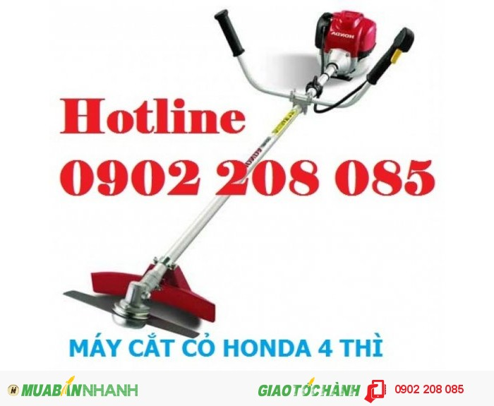 Máy cắt cỏ honda HC35(GX35) chính hãng giá rẻ.0