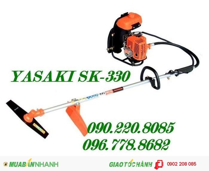 Bán máy cắt cỏ Yasaki Sk-300 giá rẻ nhất0