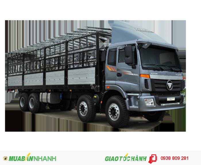 Thaco Forland sản xuất năm 2016 Số tay (số sàn) Xe tải động cơ Dầu diesel