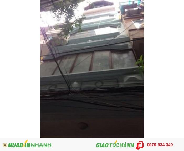 (Cực hot) Nhà phố cafe Triệu Việt Vương 5 tầng mới, ô tô đỗ cửa chỉ 7,3 tỷ