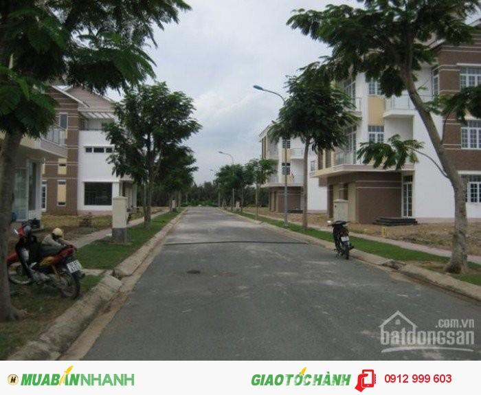 Bán đất Khu dân cư Bình Phú, Quận 6