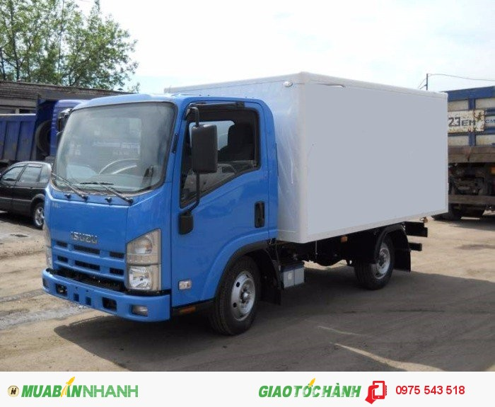 Bán Xe tải isuzu 1.4 tấn NLR55E có hỗ trợ vay đến 80%, giá 470 triệu 3