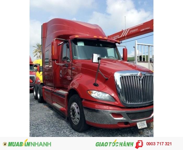 Xe đầu kéo International 2012 máy MaxxForce/Bán xe đầu kéo International 1 giường, 2 giường giá tốt nhất 1