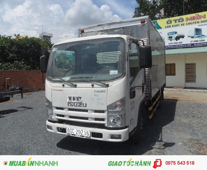 Đại lý Xe tải Isuzu NMR85H 1.9 tấn giá rẻ, xe có sẵn, giao ngay