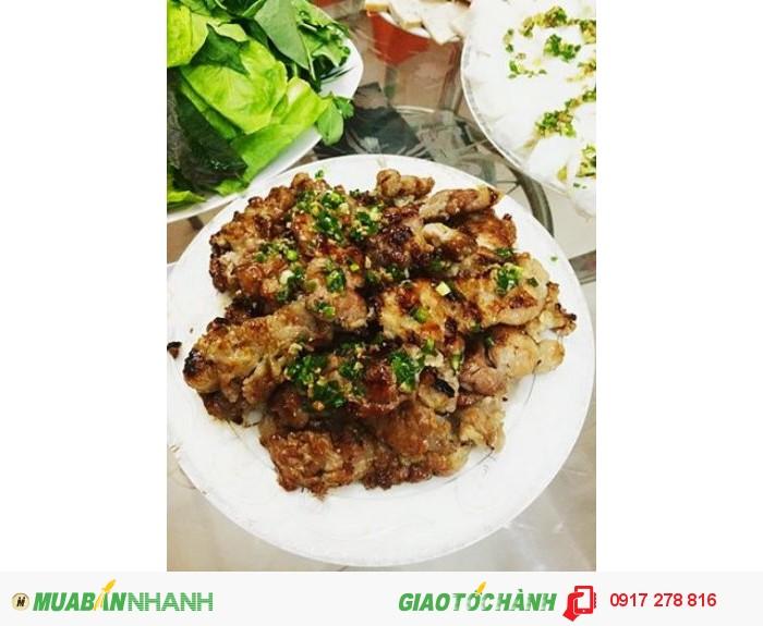 Sườn nướng cơm tấm ngon, rẻ tại TP.HCM