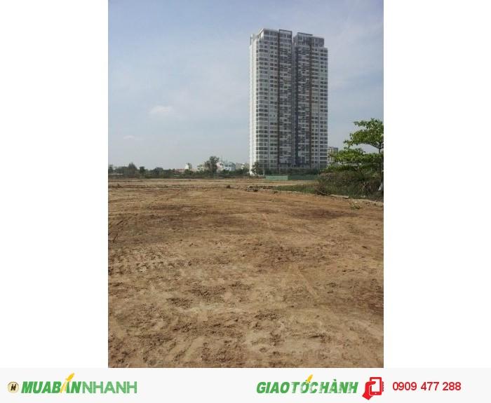 Bán đất nền dự án Sadeco nghỉ ngơi giải trí, sau TTTM SC Vivo, P.Tân Phong, Q7