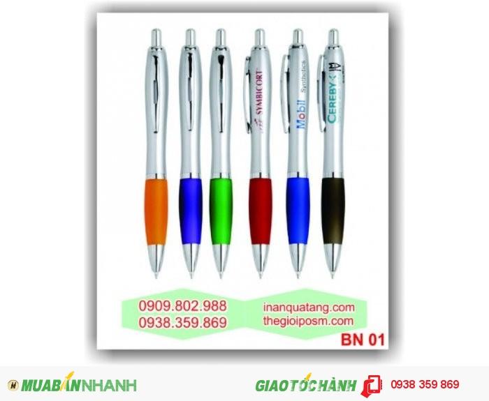 bút bi khuyến mãi, bút khuyến mãi giá rẻ, bút bi giá rẻ