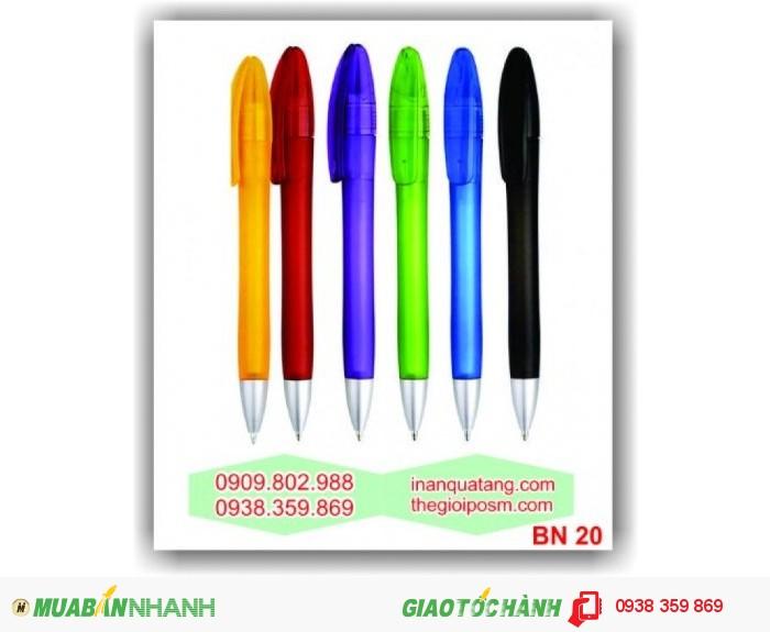 bút baner, bút bi khuyến mãi, bút quảng cáo, in bút