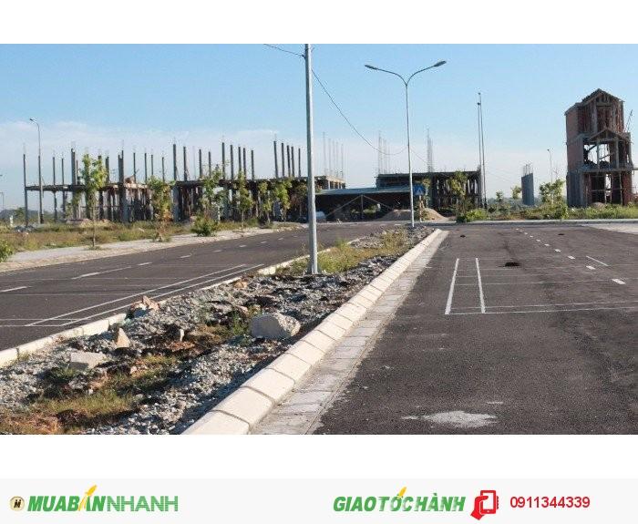 Bán Lô Đất Mặt Tiền Trong Khu Đô Thị Hue Green City – Huế