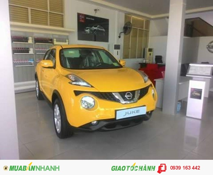 Nissan Juke Số tự động Động cơ Xăng