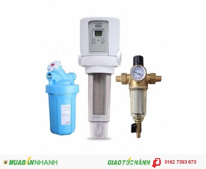Máy lọc nước sinh hoạt công suất lớn, uống trục tiếp.