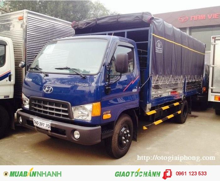 Bán Xe Nâng Tải 8,2 Tấn Hyundai Hd99z,Km500l Dầu Tại Vĩnh Phúc, Phú Thọ, Thái Nguyên