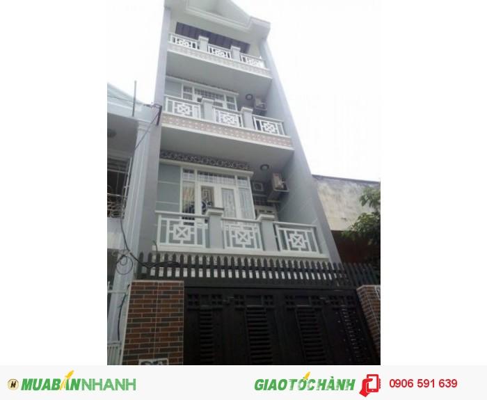 Bán nhà đường 8m Cộng Hòa,P4, Q.Tân Bình, DT 5x20. 8,5 tỷ