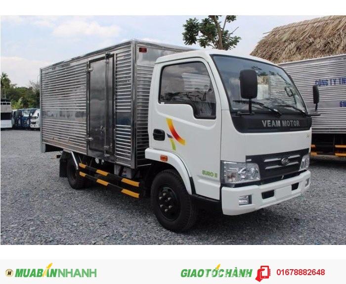 Xe tải veam VT252 mới