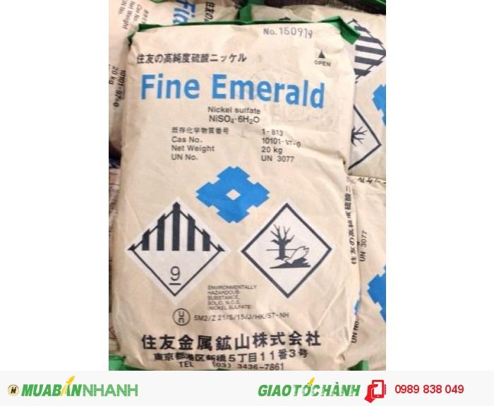 Bán Nickel Sulfate - Niken sunphat - NiSO4 giá tốt2