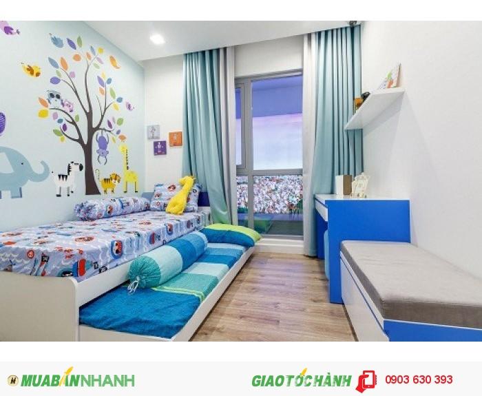 An tâm đầu tư tốt với căn hộ Hà Đô Centrosa Garden mặt tiền đường 3/2 - quận 10