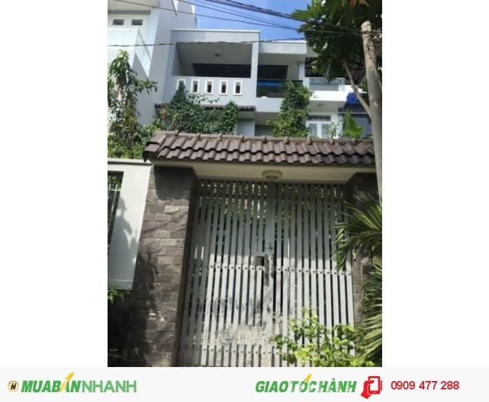 Bán gấp nhà mới 1 lầu HXH, khu biệt thự Kiều Đàm, P. Tân Hưng, Quận 7