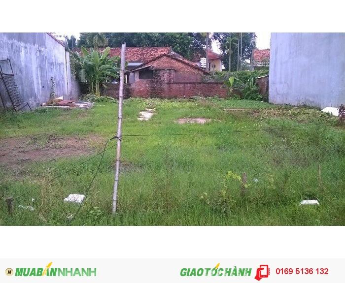 Đất tại phố phượng trì,thị trấn Phùng, đan phượng 37m2